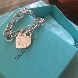 Tiffany & Co. Jewelry - Sterling silver Tiffany and Co bracelet